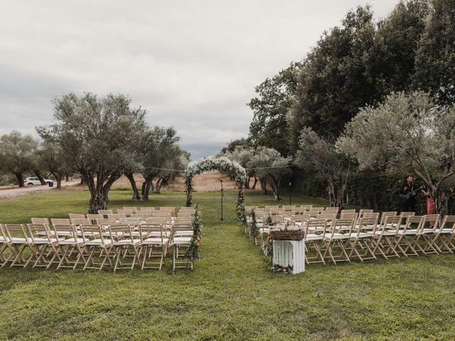 La boda de Priit y Nele en La Bisbal d'Empordà, Girona 28
