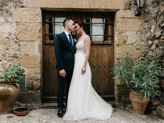 La boda de Priit y Nele en La Bisbal d'Empordà, Girona 30