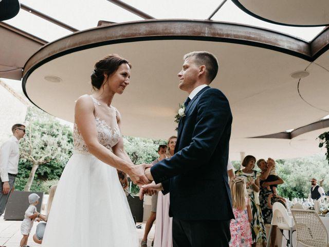 La boda de Priit y Nele en La Bisbal d'Empordà, Girona 54