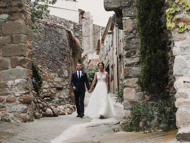 La boda de Priit y Nele en La Bisbal d'Empordà, Girona 35