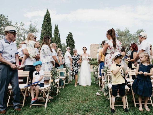 La boda de Priit y Nele en La Bisbal d'Empordà, Girona 39