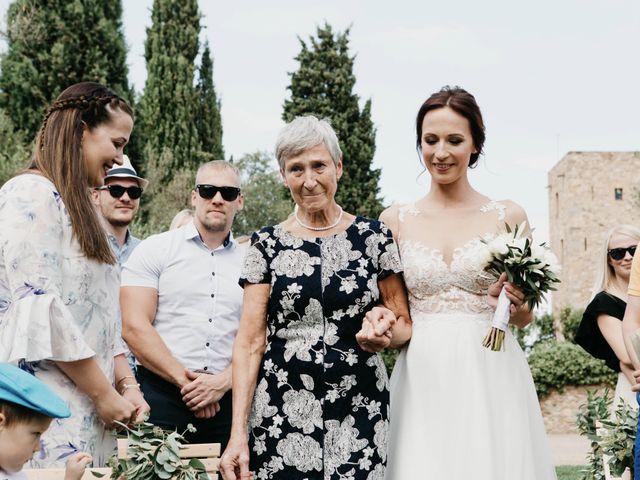 La boda de Priit y Nele en La Bisbal d'Empordà, Girona 40