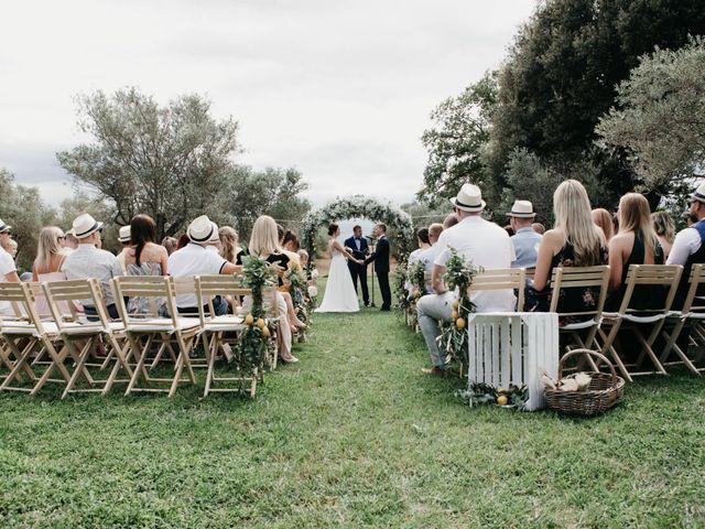 La boda de Priit y Nele en La Bisbal d'Empordà, Girona 41