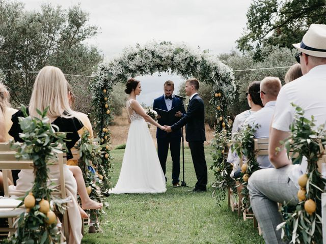 La boda de Priit y Nele en La Bisbal d'Empordà, Girona 42