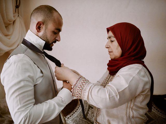 La boda de Ali y Insaf en Melilla, Melilla 7