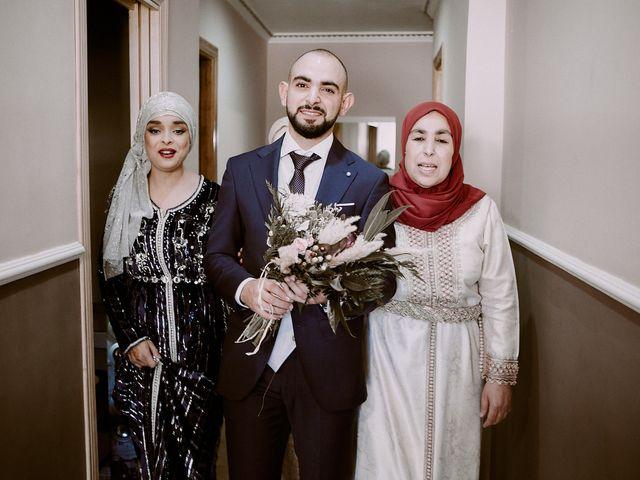 La boda de Ali y Insaf en Melilla, Melilla 10