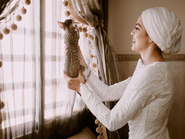 La boda de Ali y Insaf en Melilla, Melilla 25