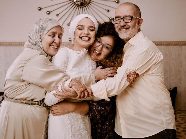 La boda de Ali y Insaf en Melilla, Melilla 29