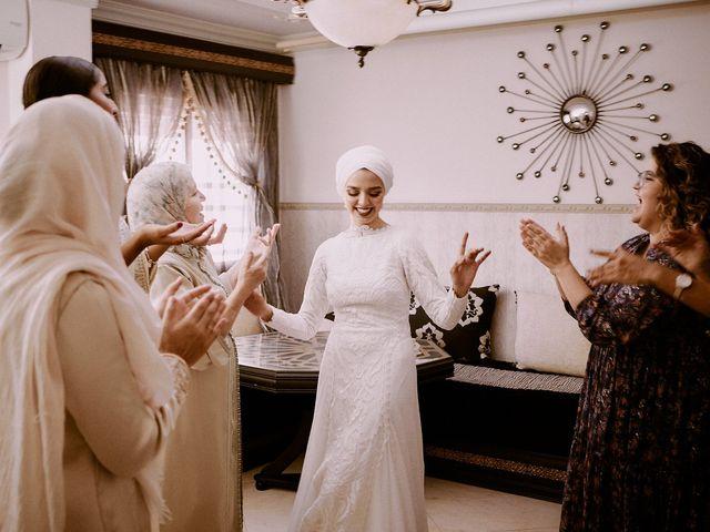 La boda de Ali y Insaf en Melilla, Melilla 31