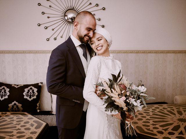 La boda de Ali y Insaf en Melilla, Melilla 33