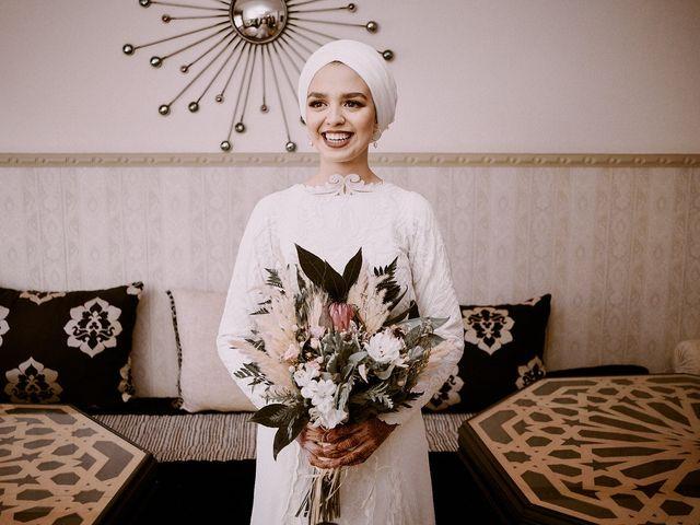 La boda de Ali y Insaf en Melilla, Melilla 34