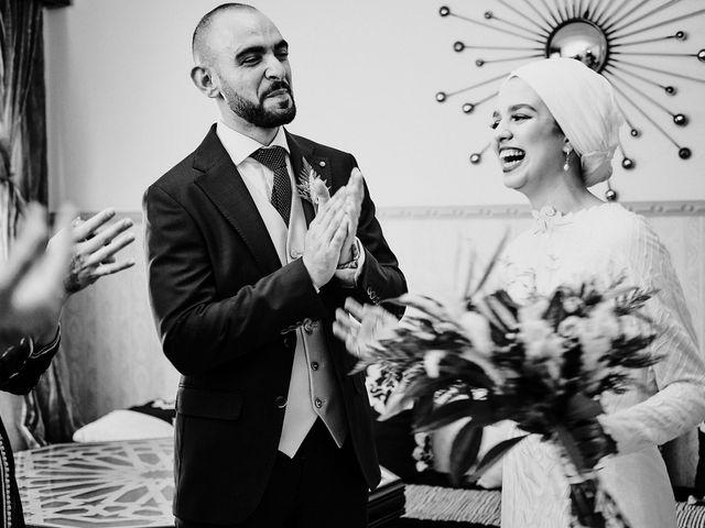 La boda de Ali y Insaf en Melilla, Melilla 35