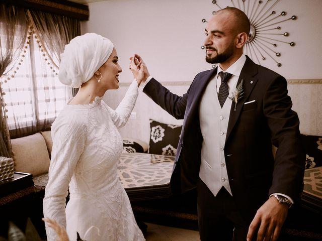 La boda de Ali y Insaf en Melilla, Melilla 36