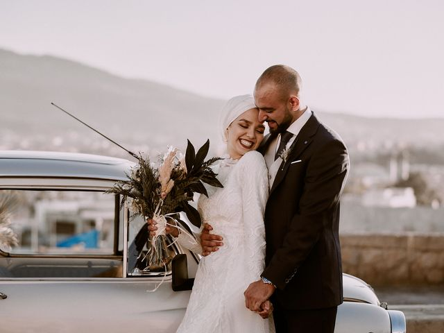 La boda de Ali y Insaf en Melilla, Melilla 38