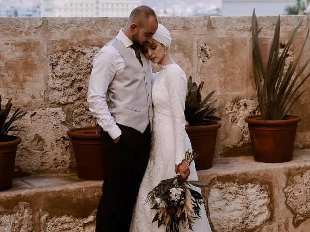 La boda de Ali y Insaf en Melilla, Melilla 45