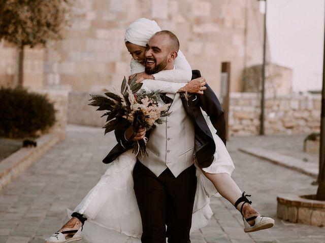 La boda de Ali y Insaf en Melilla, Melilla 48