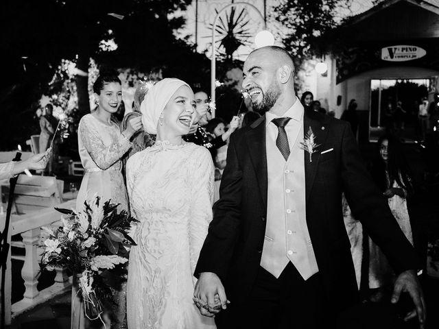 La boda de Ali y Insaf en Melilla, Melilla 52