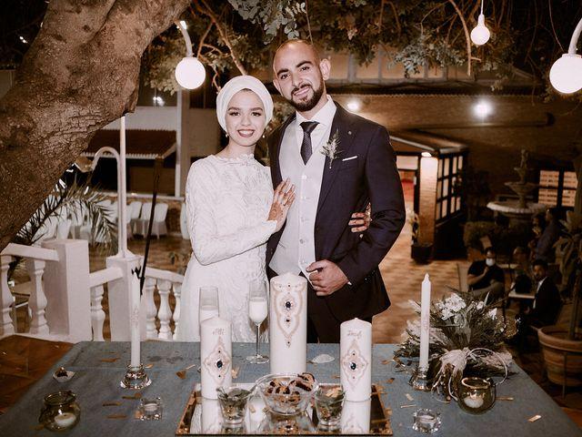 La boda de Ali y Insaf en Melilla, Melilla 53