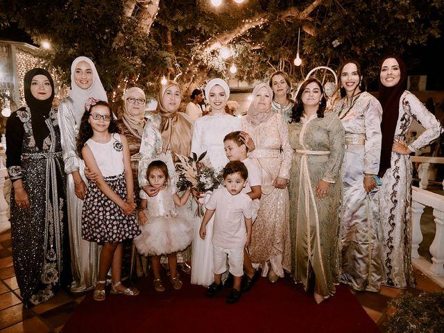 La boda de Ali y Insaf en Melilla, Melilla 55