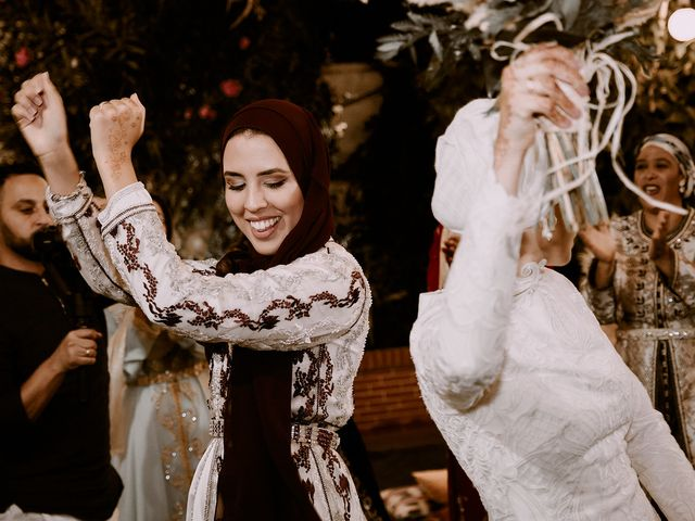 La boda de Ali y Insaf en Melilla, Melilla 56