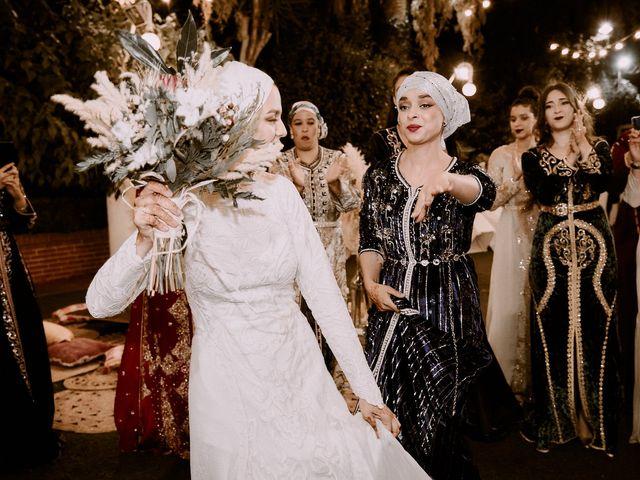 La boda de Ali y Insaf en Melilla, Melilla 57