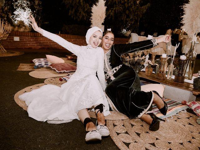 La boda de Ali y Insaf en Melilla, Melilla 60