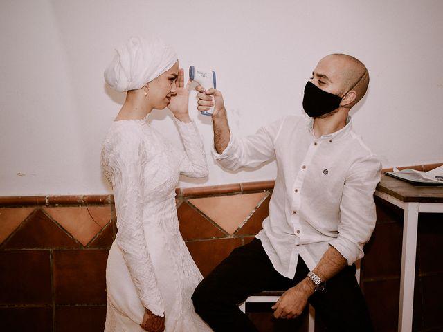 La boda de Ali y Insaf en Melilla, Melilla 63
