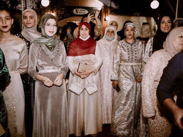 La boda de Ali y Insaf en Melilla, Melilla 64