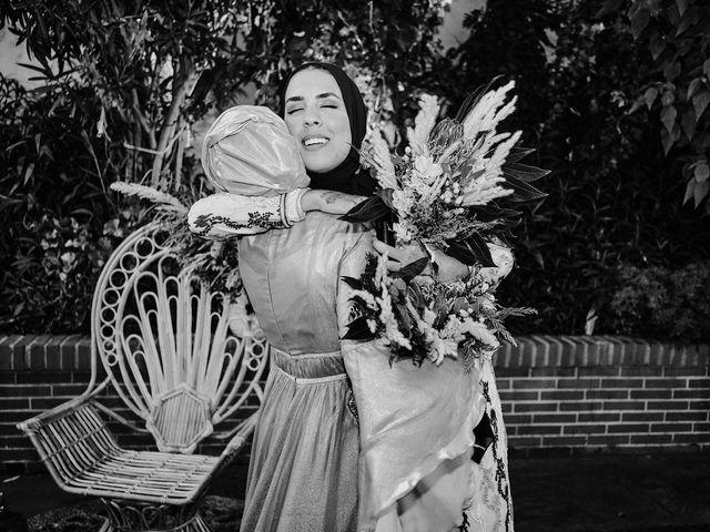 La boda de Ali y Insaf en Melilla, Melilla 67