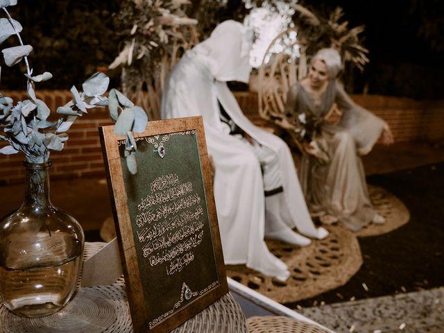 La boda de Ali y Insaf en Melilla, Melilla 69