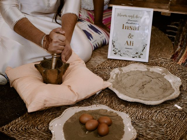 La boda de Ali y Insaf en Melilla, Melilla 71