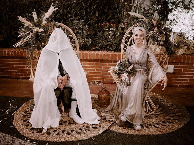 La boda de Ali y Insaf en Melilla, Melilla 72
