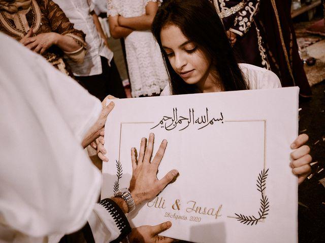 La boda de Ali y Insaf en Melilla, Melilla 73
