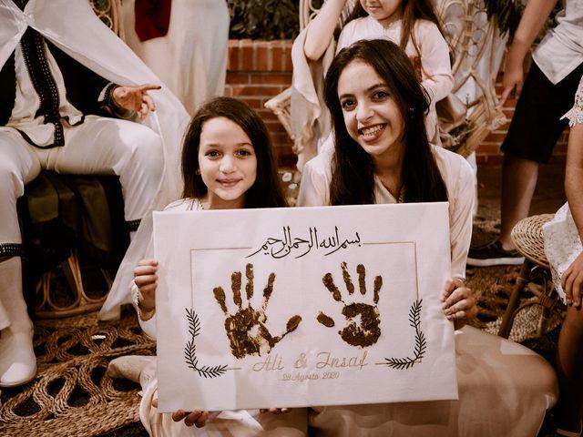 La boda de Ali y Insaf en Melilla, Melilla 74