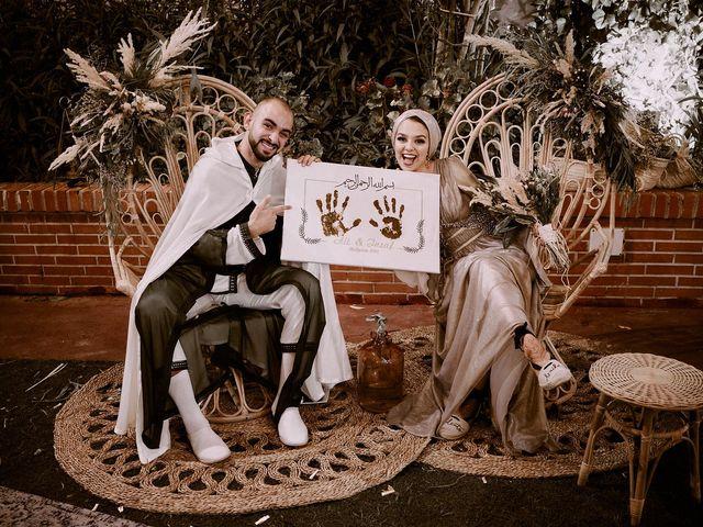 La boda de Ali y Insaf en Melilla, Melilla 76