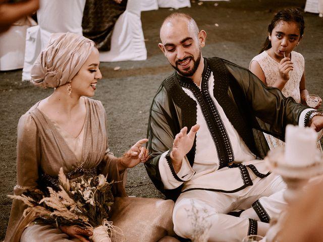 La boda de Ali y Insaf en Melilla, Melilla 78