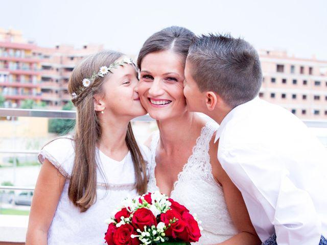 La boda de Jose y Ionela en Almerimar, Almería 5