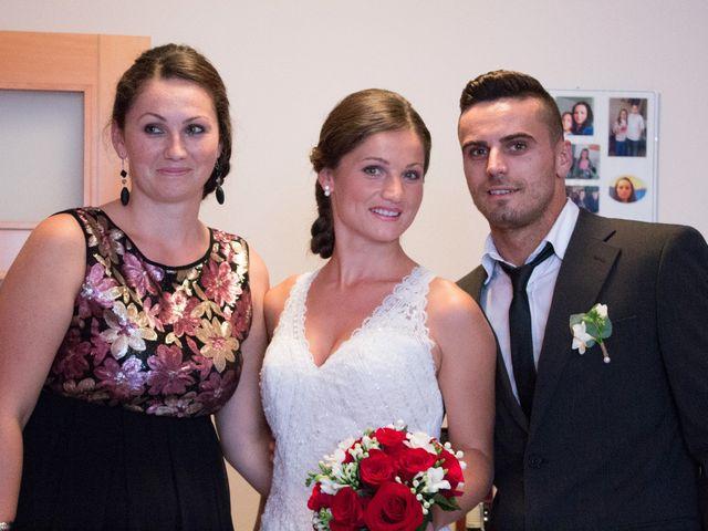 La boda de Jose y Ionela en Almerimar, Almería 6