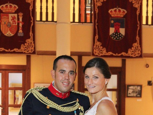 La boda de Jose y Ionela en Almerimar, Almería 8