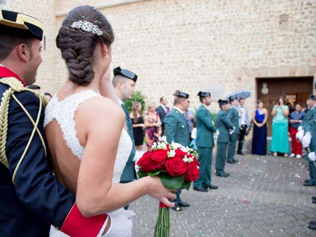 La boda de Jose y Ionela en Almerimar, Almería 9