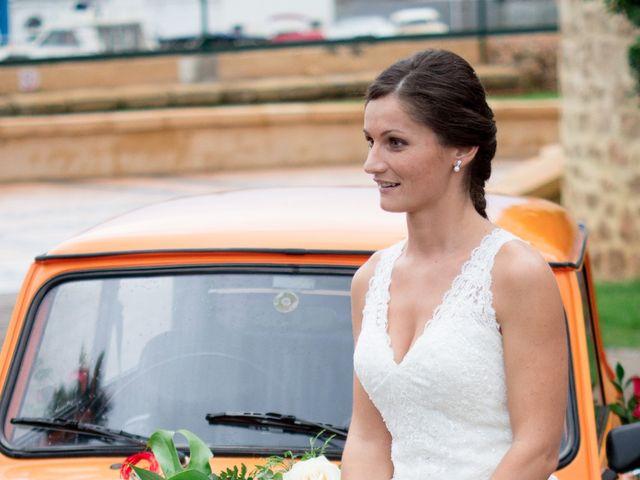 La boda de Jose y Ionela en Almerimar, Almería 10