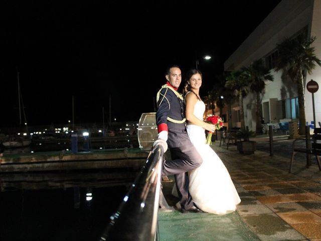 La boda de Jose y Ionela en Almerimar, Almería 12
