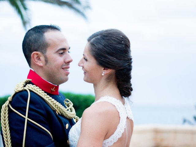 La boda de Jose y Ionela en Almerimar, Almería 13