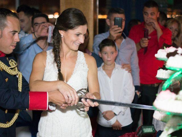 La boda de Jose y Ionela en Almerimar, Almería 15
