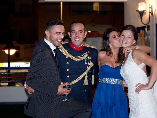 La boda de Jose y Ionela en Almerimar, Almería 16