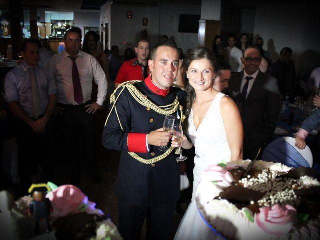 La boda de Jose y Ionela en Almerimar, Almería 17