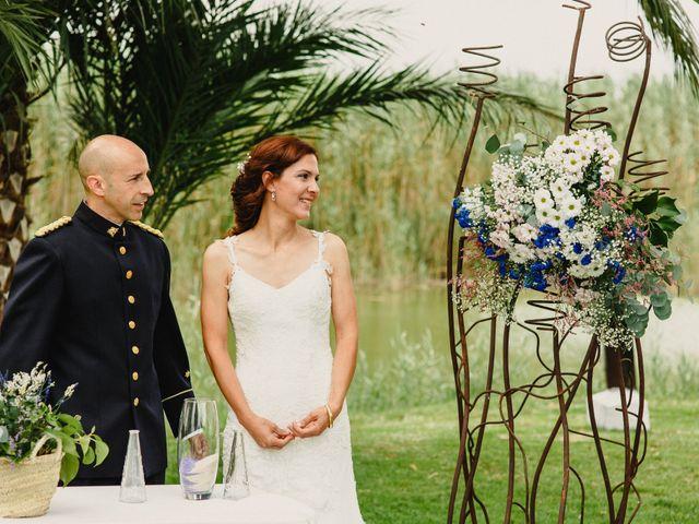 La boda de César y Sandra en Valencia, Valencia 4