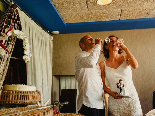 La boda de César y Sandra en Valencia, Valencia 5