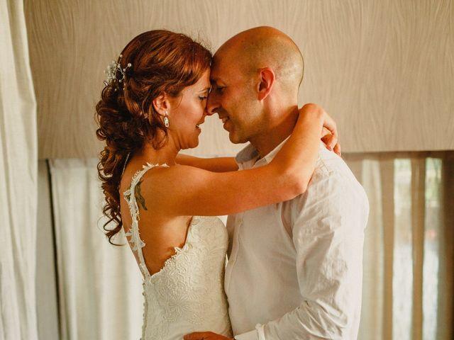La boda de César y Sandra en Valencia, Valencia 6