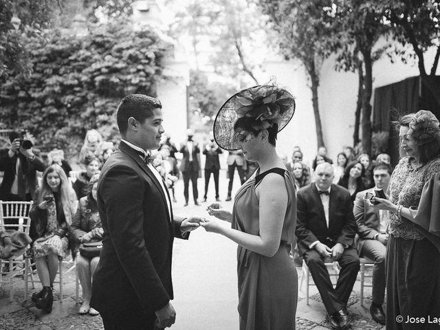 La boda de Sasha y Shaun